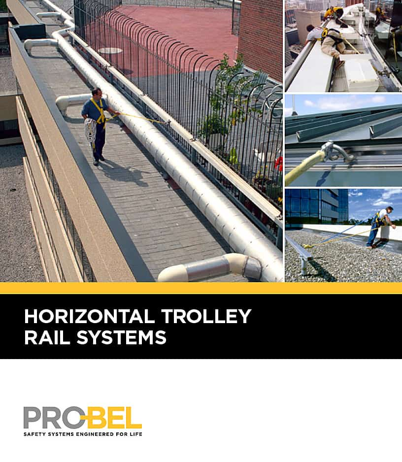 Horizontal Trolley Rail