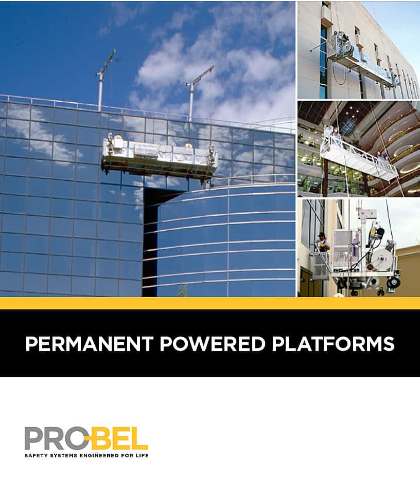 Permanent Powered Platforms